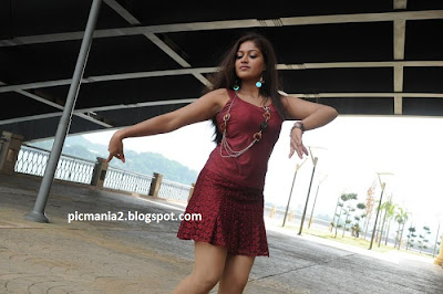beautiful film actress Meghana Raj hot new sexy bikini