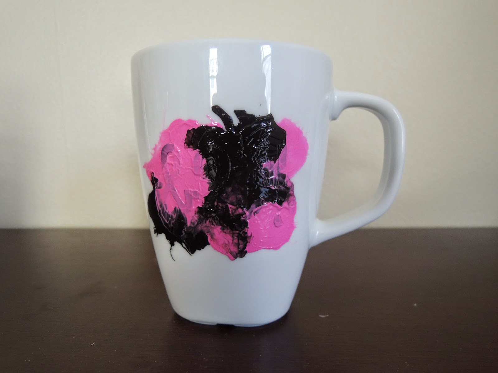 DIY Expletive Mug