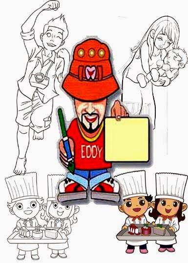 รับวาดการ์ตูนตามความเหมาะสมของงาน วาดได้หลายเเบบครับ ส่งรายละเอียดของงานท่านมาทาง email นะครับ ^ ^