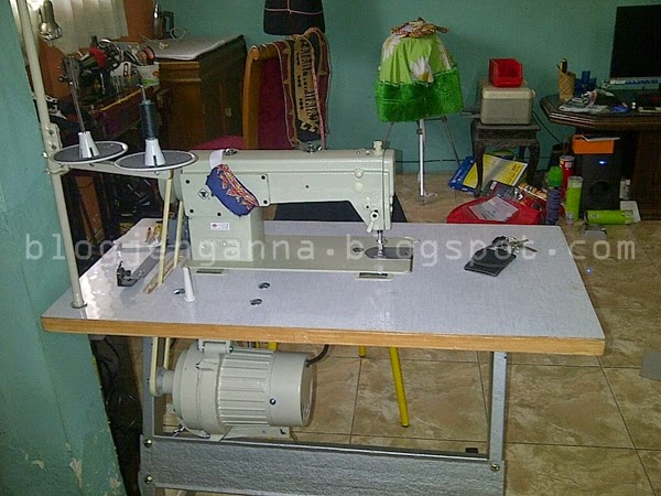 """New gear : Mesin high speed """"Typical"""""""