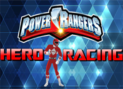 Power Ranger Hero Racing