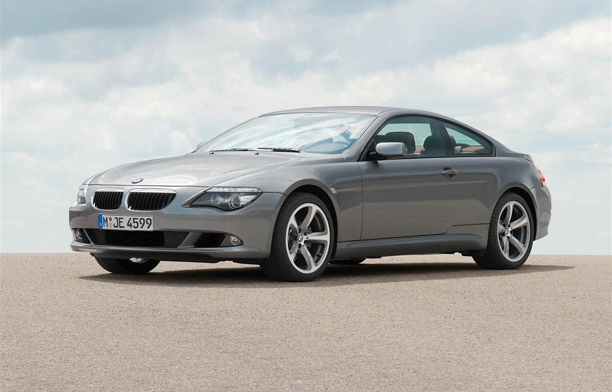 Automotive database bmw 6 series e63 bmw 6 series e63 fandeluxe Gallery