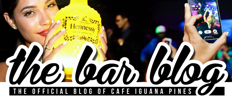 Cafe Iguana Pines' #TheBarBlog |Follow us: @CafeIguanas| #1 Nightclub in South Florida + Broward