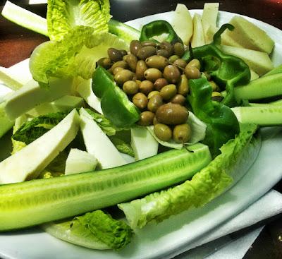 cibo greco creta