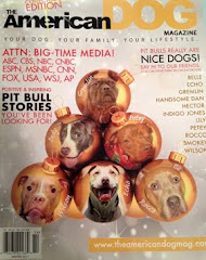 "We're a featured ""Pet Family Parent"" in the Winter Edition!"