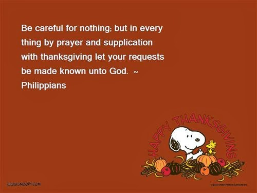 Best Christian Thanksgiving Quotes