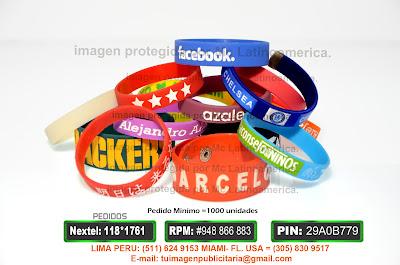 Pulseras de silicona en Perú | publicidad en silicona | productos de china en peru| merchandising en peru| mi marca en pulseras | pulseras publicitarias en peru | btl pulseras | pulseras facebook en peru| pulseras merchandising en peru| material publicitario en peru| marca en bajo relieve| pulseras en bajo relieve