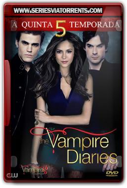 Diários de um Vampiro 5 Temporada Dublado – Torrent (2013)