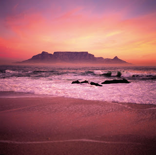 (South Africa) - Table Mountain - The Landmark of Cape Town