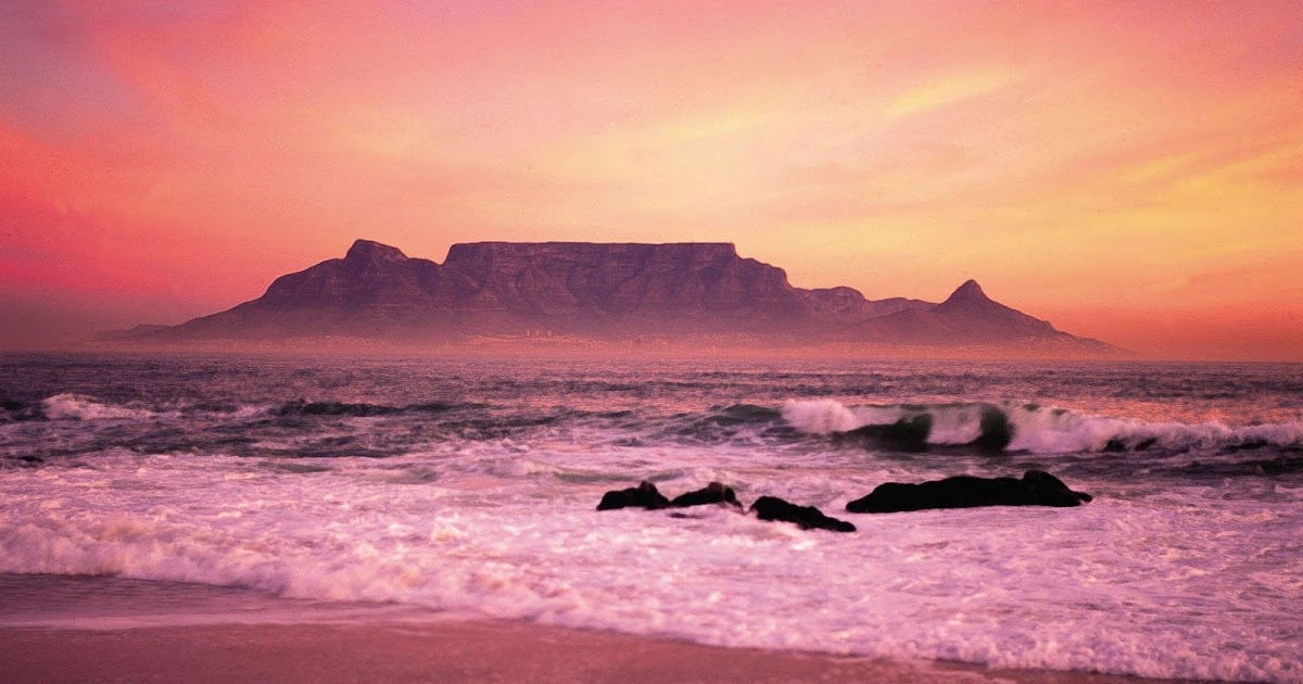 Phoebettmh travel south africa table mountain the for Cape town south africa travel