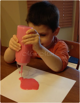 Kid Craft Puffy Paint