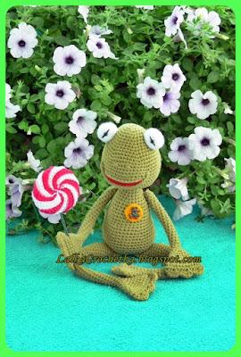 http://lalkacrochetka.blogspot.com/2015/08/rere-kumkum-frog-zab-rere-kumkum.html