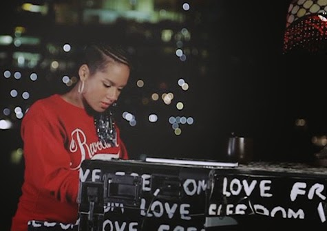 [VIDEO PREMIERE] We Are Here (Alicia Keys)