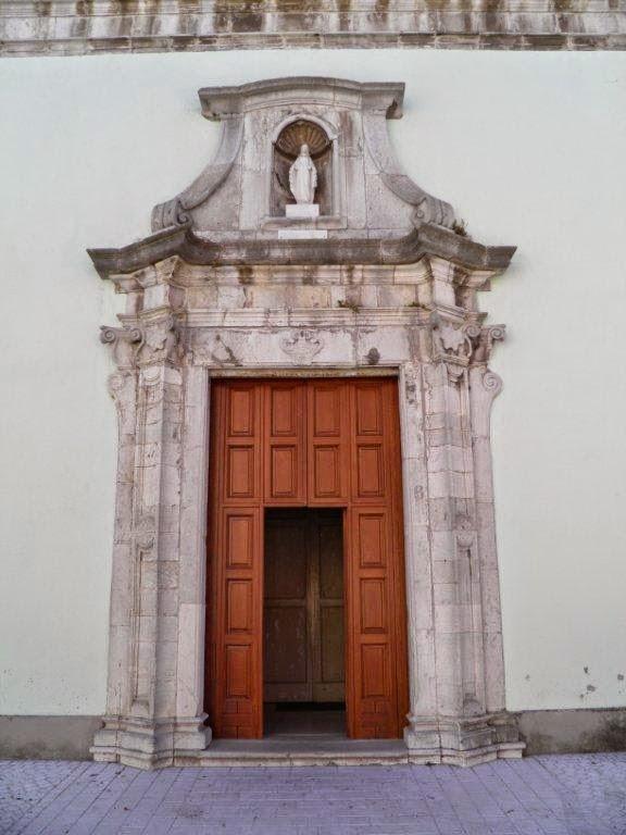 Tabernacoli italiani casacalenda madonna for Nicchia sinonimo