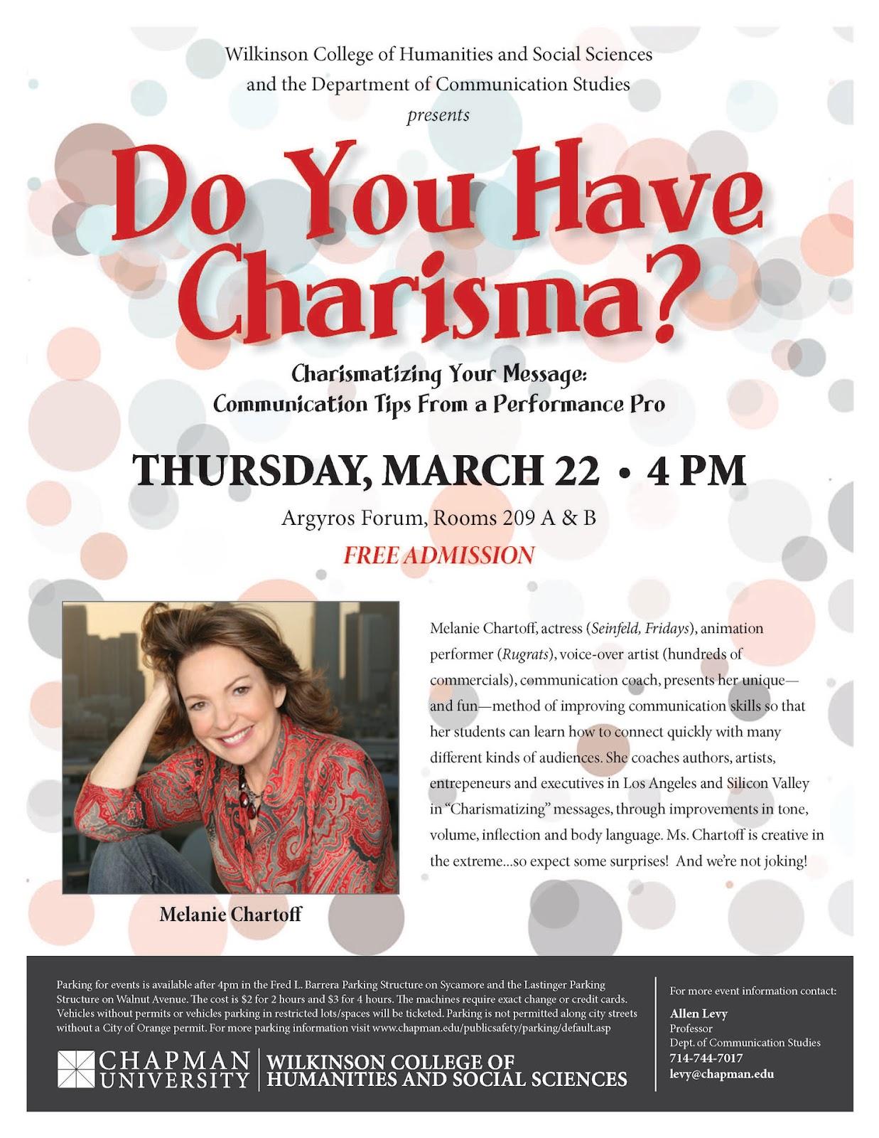 charisma university free
