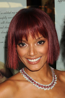 Short hairstyle Inspiration From Celebrity Selita Ebanks