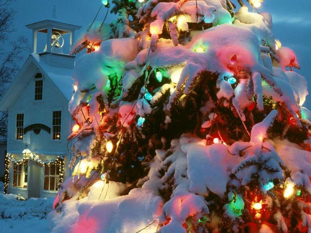free christmas tree wallpapers - photo #34