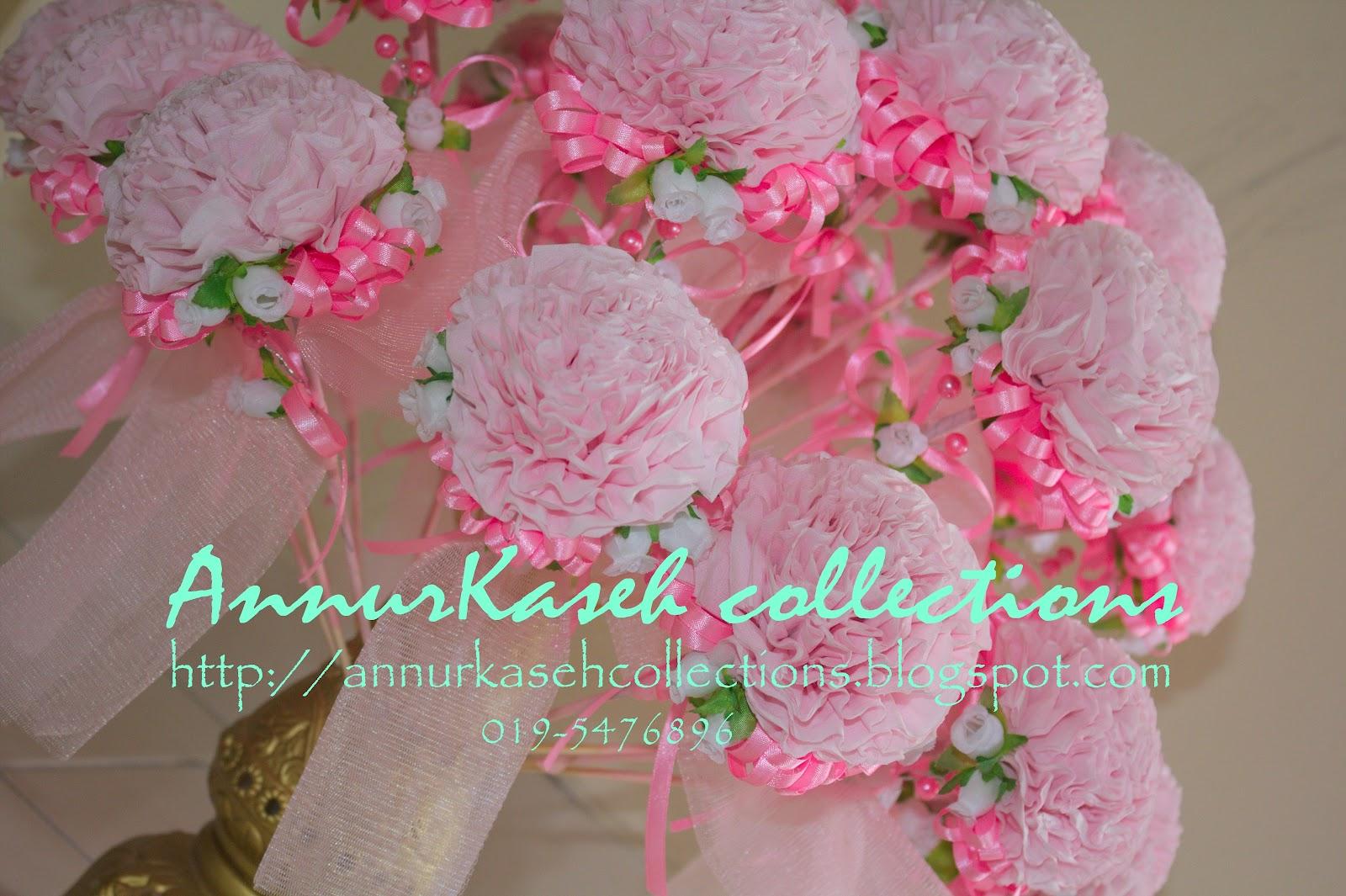 TISSUE FLOWER | PAPER FLOWER| FLOWER CRAFT ANNURKASEH
