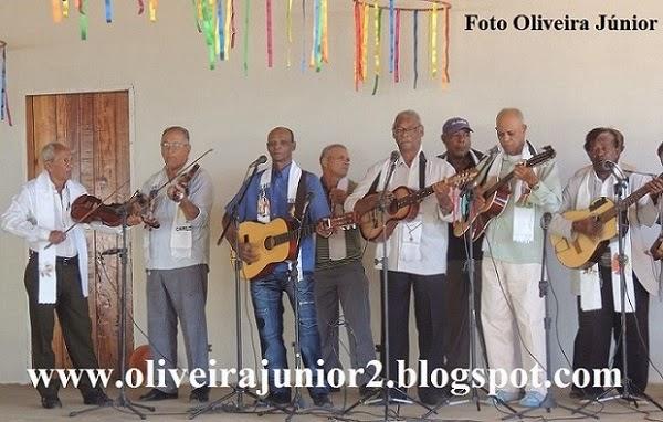 2º ENCONTRO DE FOLIA DE REIS DO NORTE DE MINAS, EM JANAÚBA