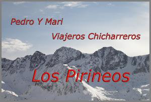 Pedro Y Mari en Los Pirineos