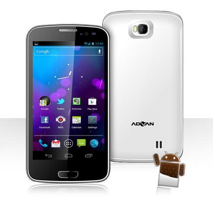 image caption: Advan Vandroid S5 - WiFi Series dan 3.5G | Seputar ...