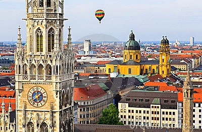 Au pair en Munich