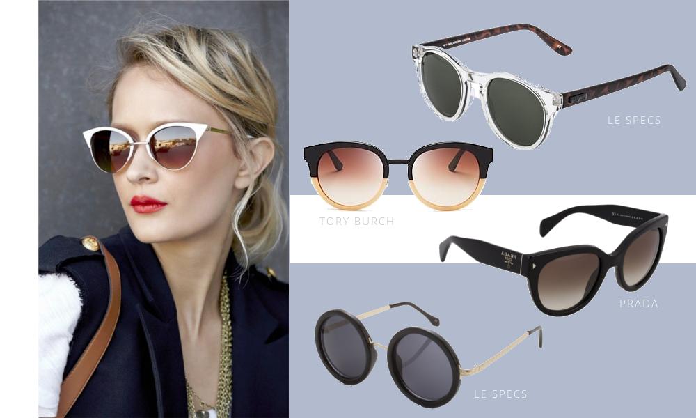 Shopping: Sonnenbrillen ahoi