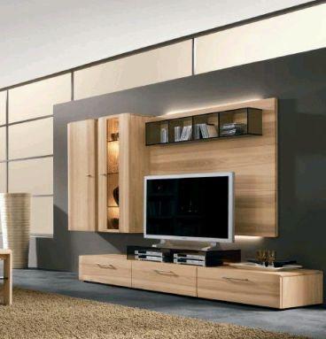 Muebles modernos para televisor - Muebles de televisores modernos ...