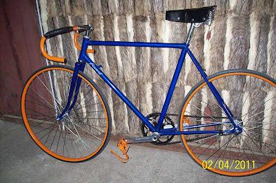 Sepeda Fixie 2011