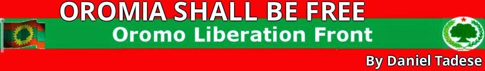 Oromia shall be free