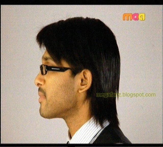 Hair Style Of Allu Arjun In Song