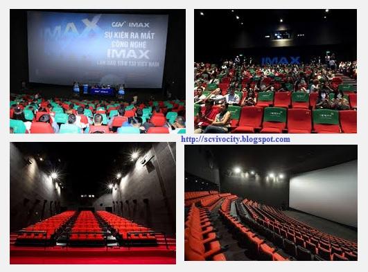 Rạp chiếu phim SC VivoCity