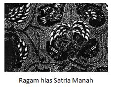 Motif Batik Satria Manah
