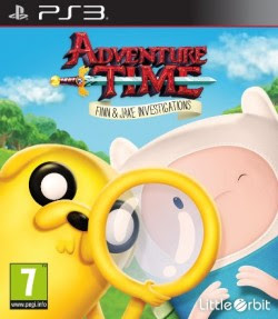 Adventure Time: Finn and Jake Investigations – PS3