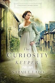 Heidi Reads... The Curiosity Keeper by Sarah E. Ladd