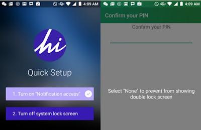 Aplikasi Pengunci Yang Bisa Menyapamu Tiap Waktu