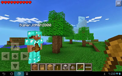 Minecraft Pocket Edition 0.9.5 APK