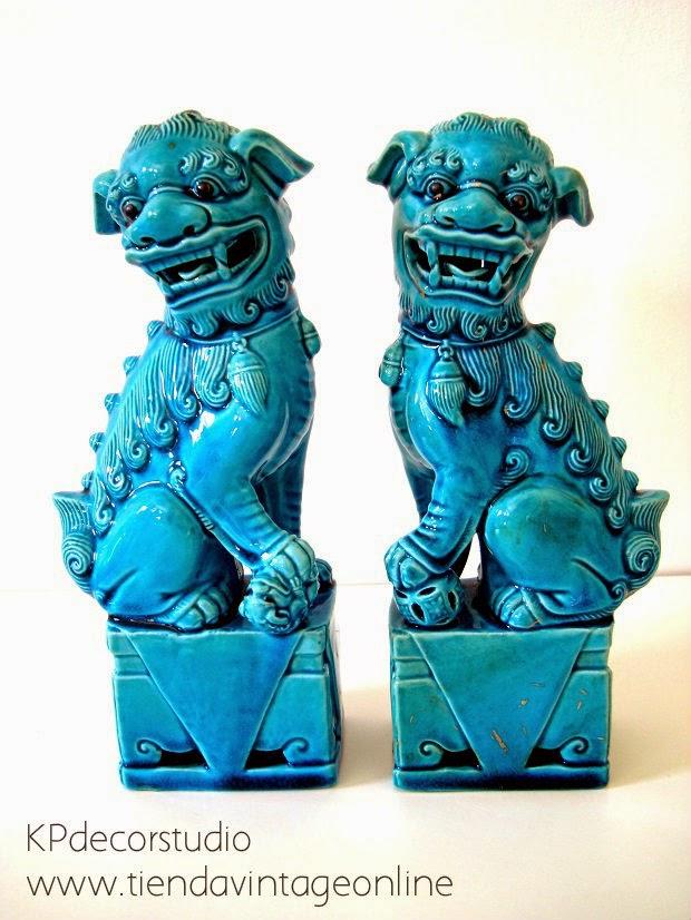 comprar pareja de perros foo