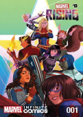 Marvel Rising #0: Part 01