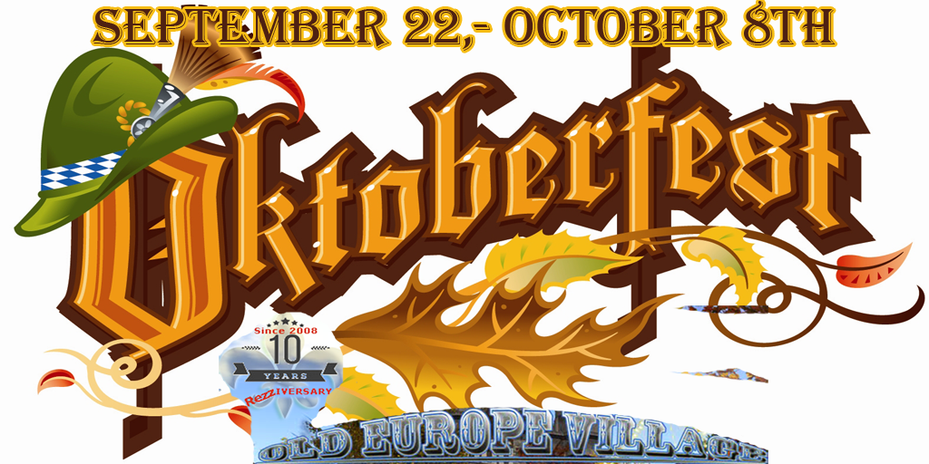 Oktoberfest at Old Europe Village