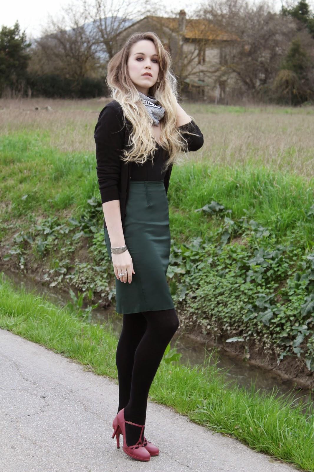 blogger bionde
