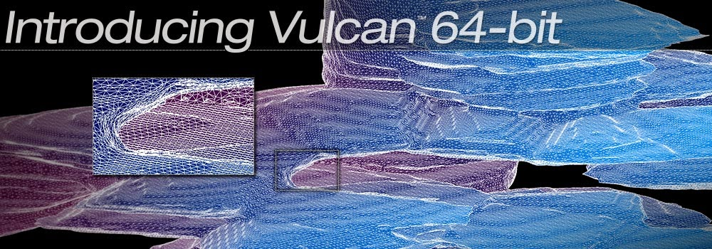 Vulcan 64-bit