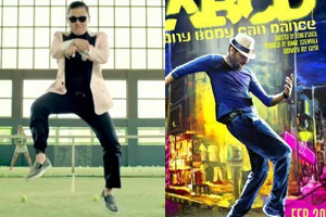 How to dance Gangnam Style according to Psy - video