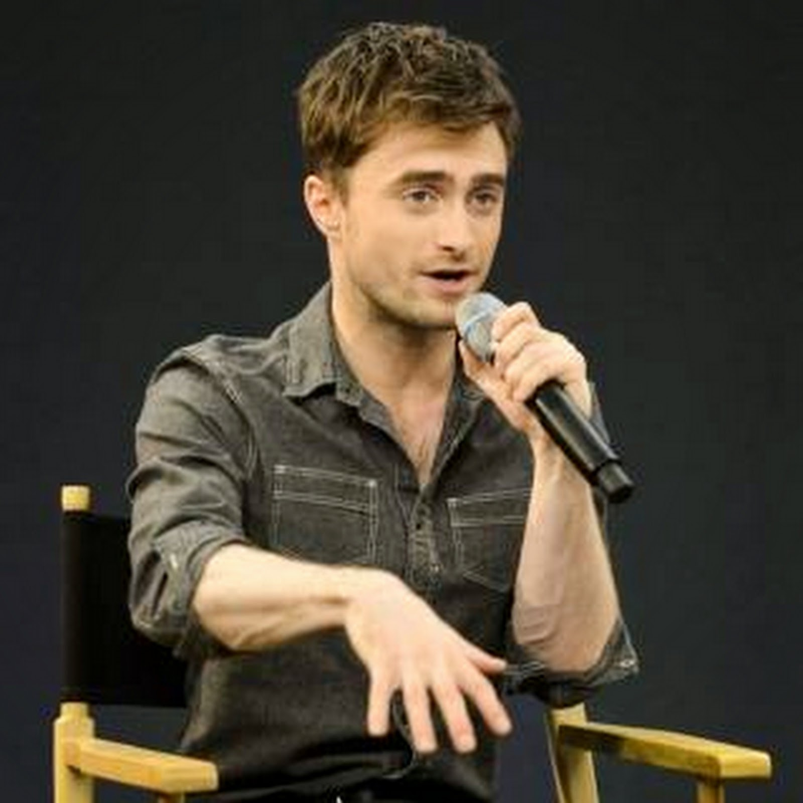 August 2014 daniel j radcliffe holland update 17th november 2017 a photo by robin lingwood gamestrikefo Images