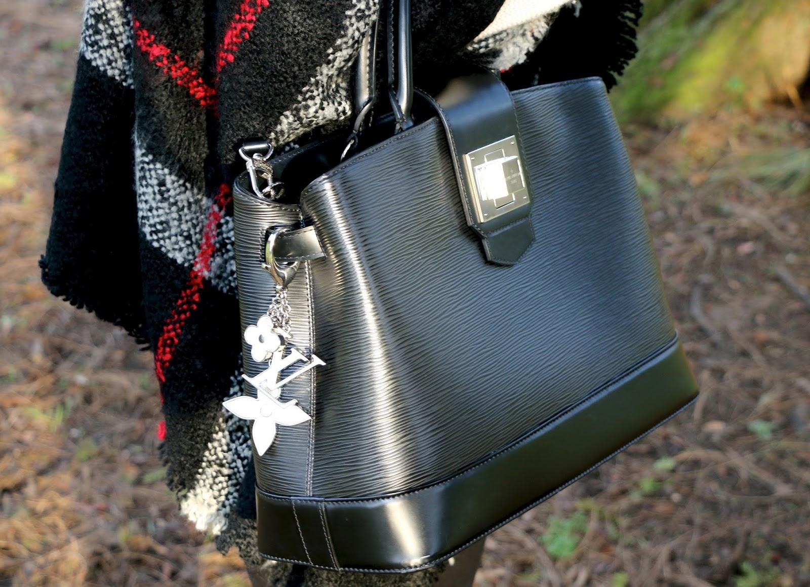 Louis Vuitton Mirabeau & Fleur d'Epi Bag Charm