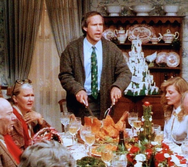 Image result for clark griswold turkey