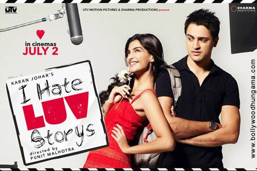 I Hate Luv Story