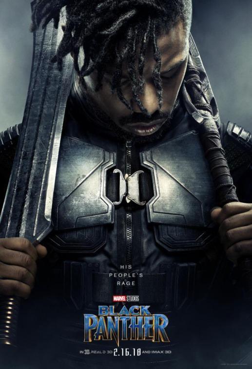 Pantera Negra (2018) DVDRip Latino