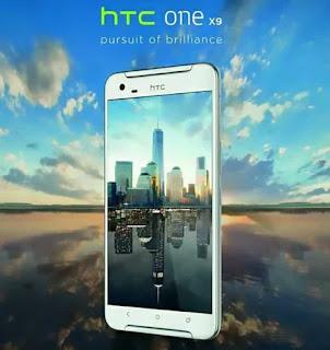 Spesifikasi HTC One X 9