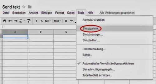 Gmail: SMS Benachrichtigung einstellen - Blogger Tipps